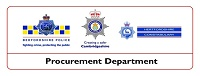 BCH Procurement (Representing The Police and Crime Commissioners for Bedfordshire, Cambridgeshire and Hertfordshire )